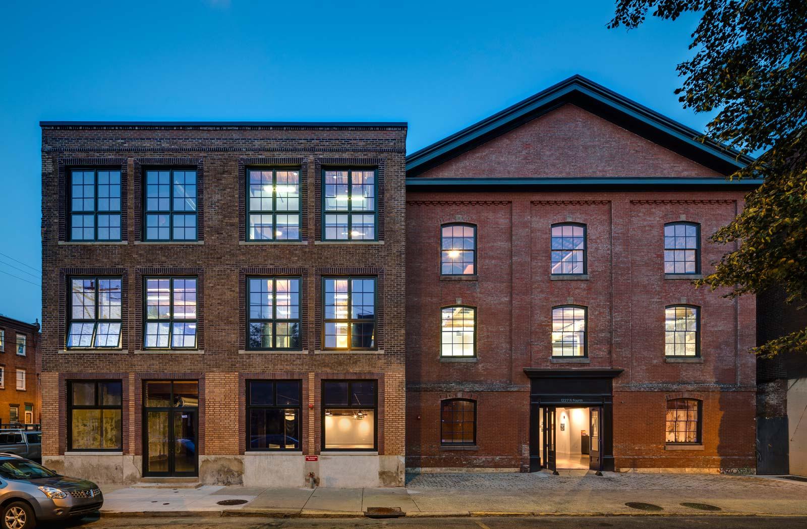 Philadelphia Co Working Center Dbi Projects